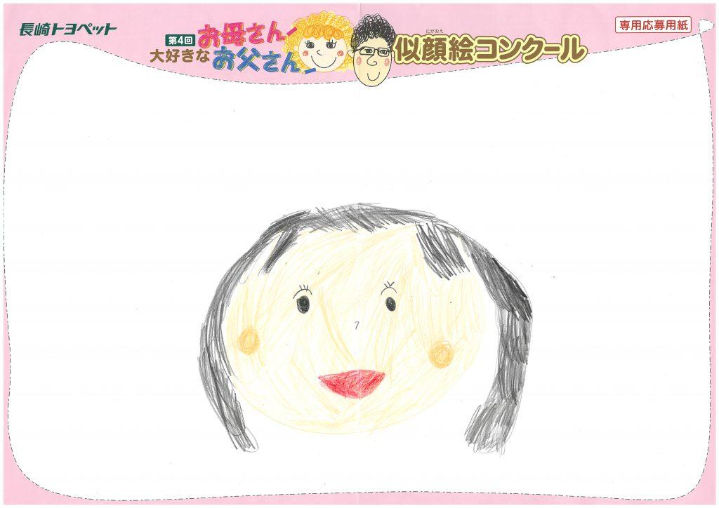 M.Wちゃん(8才)の作品