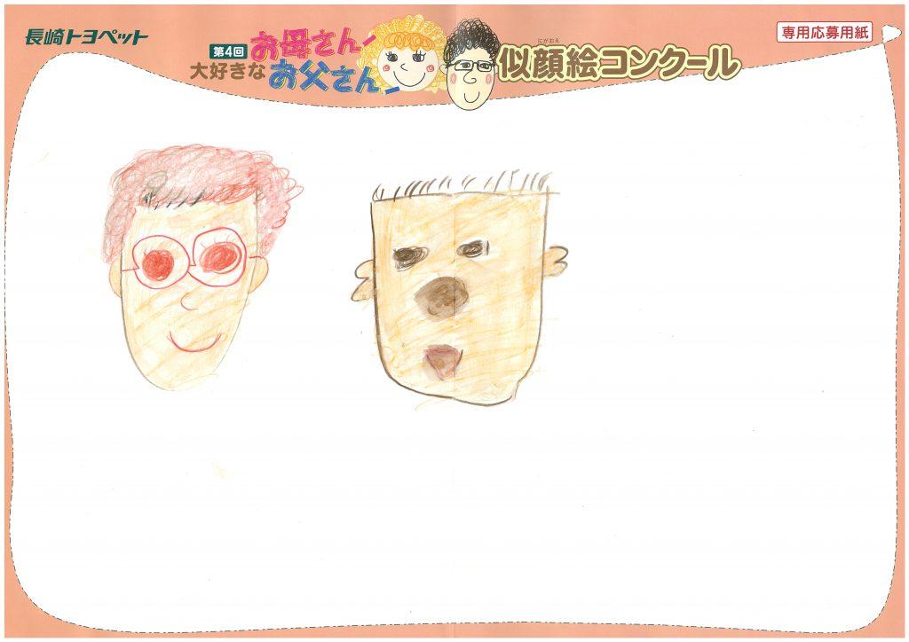 H.Uくん(10才)の作品