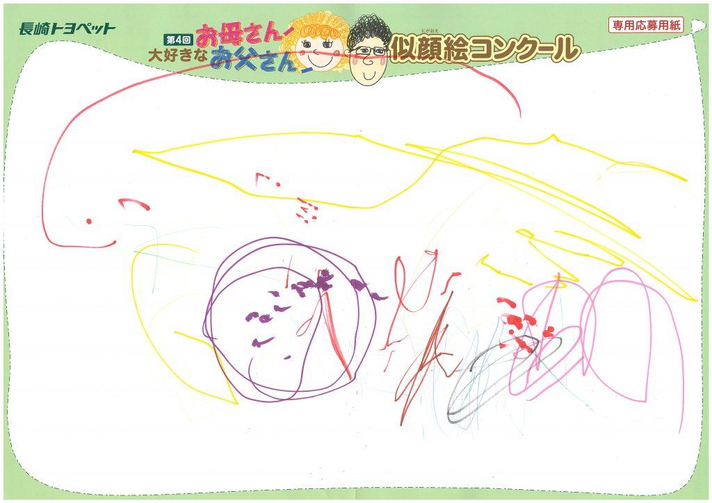 Y.Tちゃん(1才)の作品