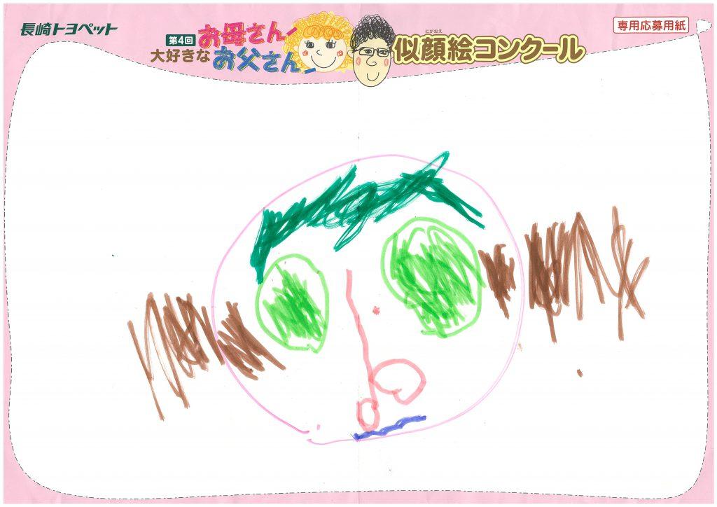 K.Kくん(3才)の作品