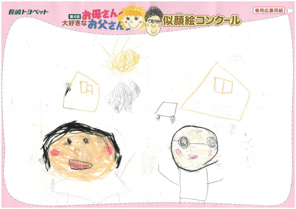 H.Mくん(5才)の作品