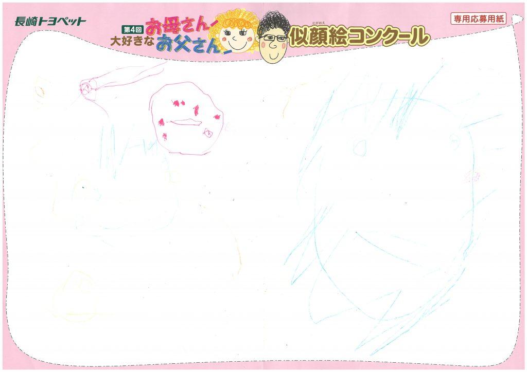 K.Tちゃん(3才)の作品