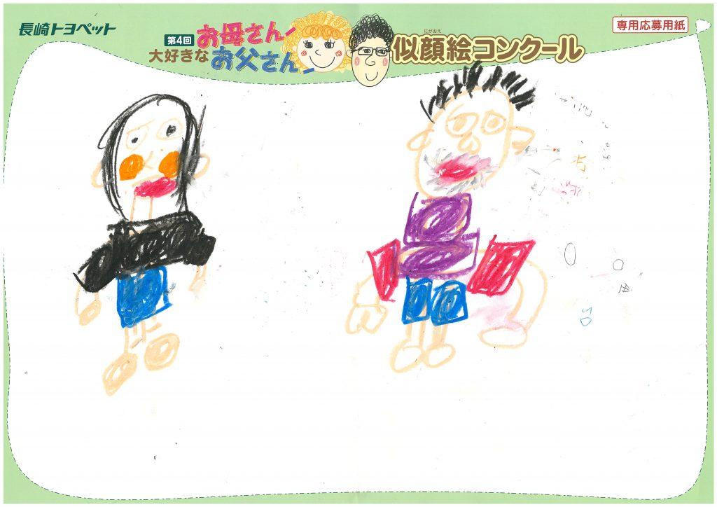 K.Aくん(9才)の作品