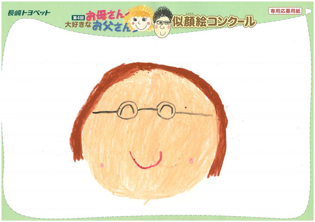 T.Iちゃん(7才)の作品