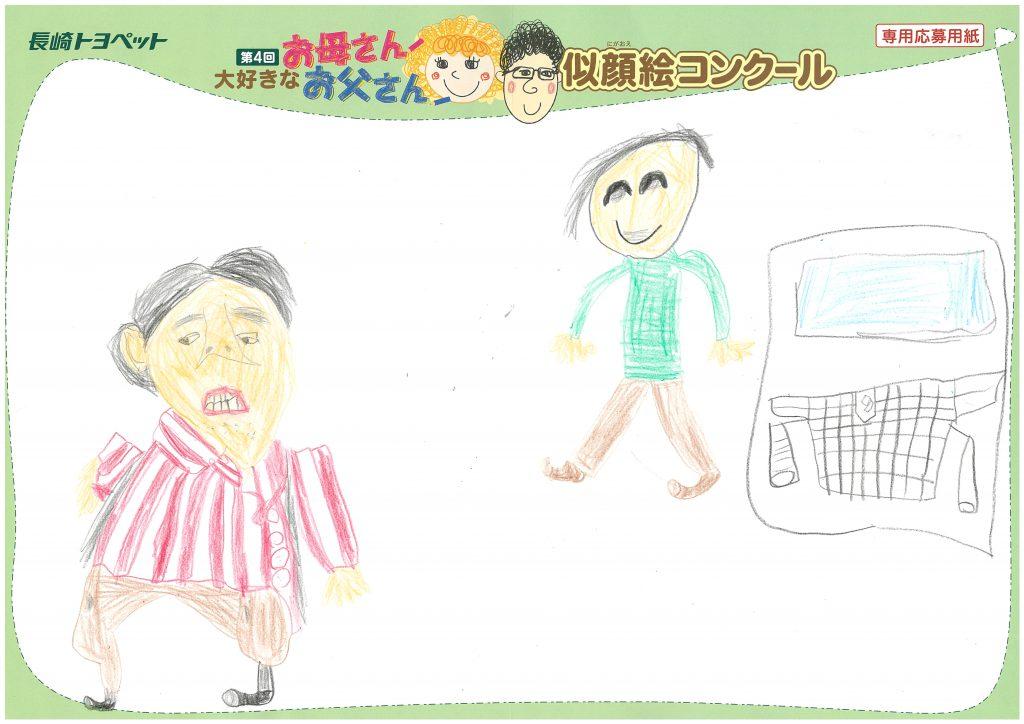 K.Yくん(7才)の作品