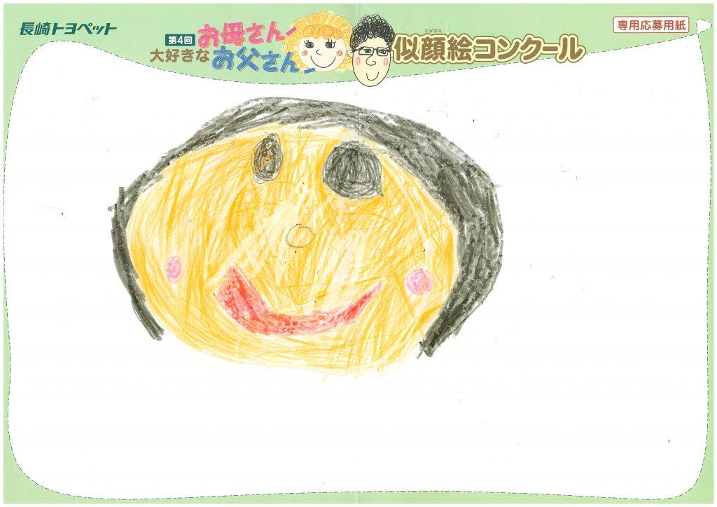 T.Yくん(5才)の作品