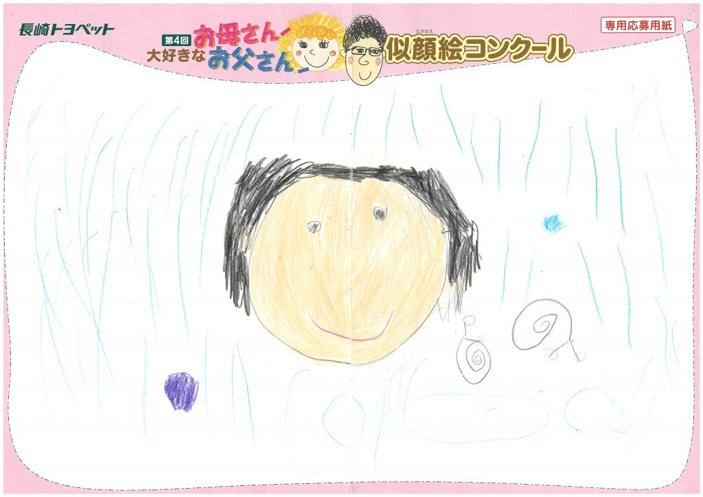 D.Nくん(5才)の作品