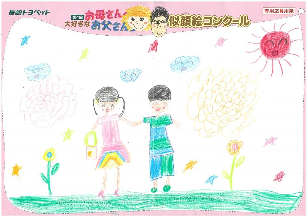 U.Tちゃん(7才)の作品