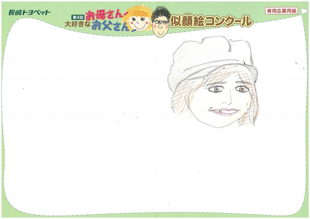 Y.Iちゃん(2才)の作品
