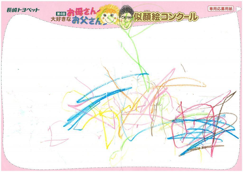 H.Oちゃん(1才)の作品