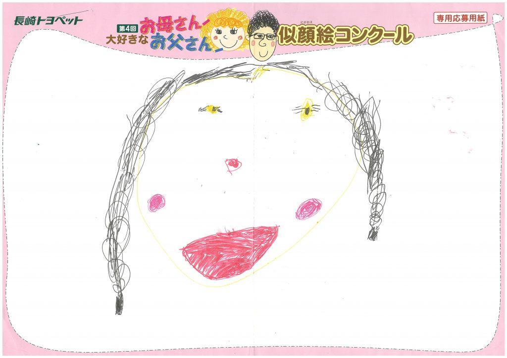 K.Kちゃん(4才)の作品