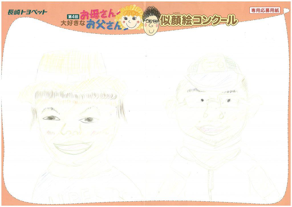 K.Iくん(9才)の作品
