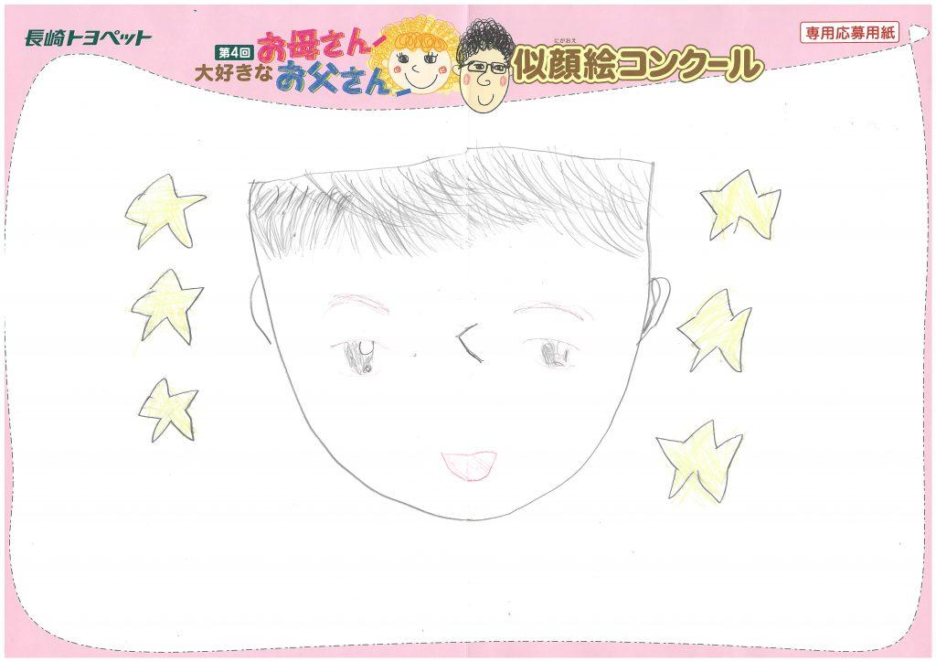 O.Kくん(2才)の作品