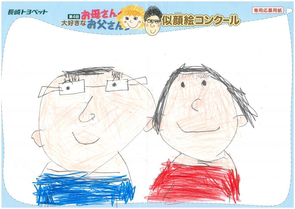 S.Tくん(7才)の作品