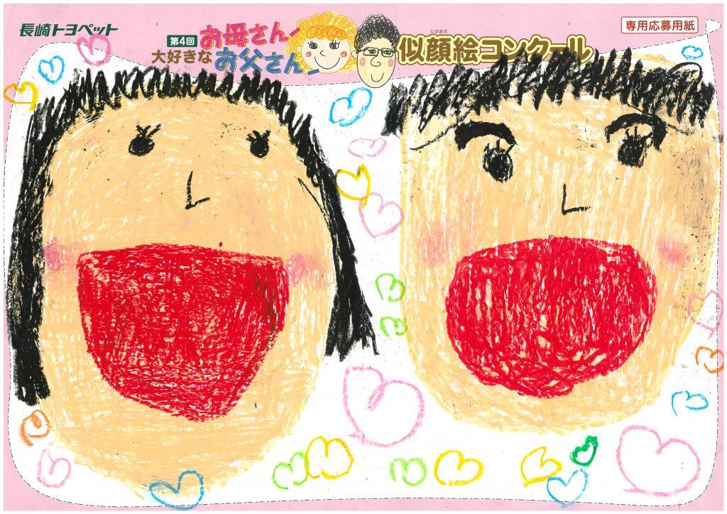 T.Gくん(6才)の作品