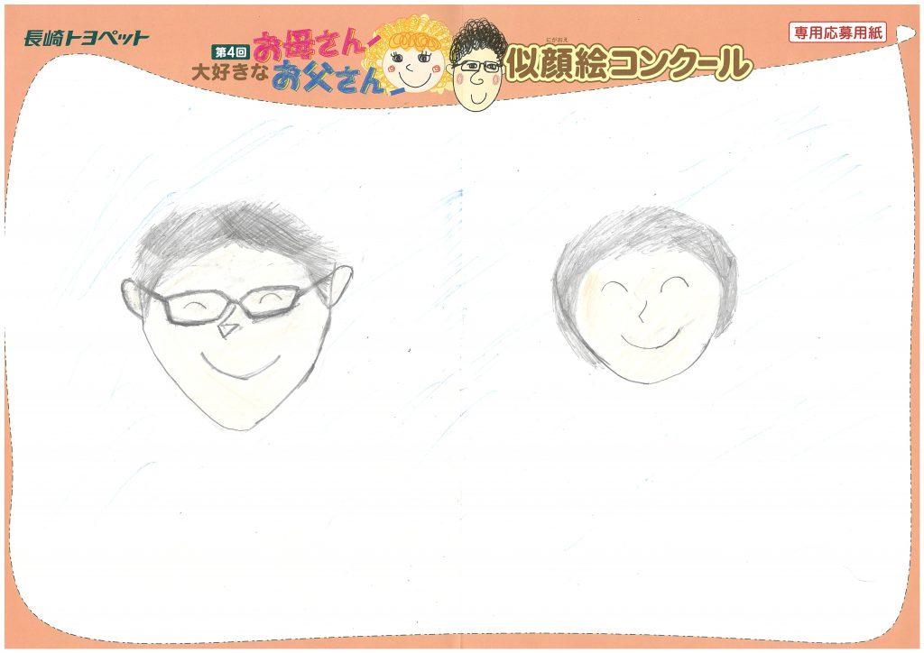 T.Hくん(9才)の作品