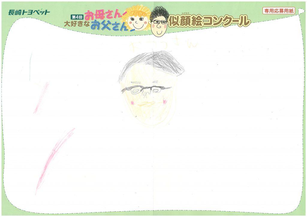 R.Iくん(8才)の作品