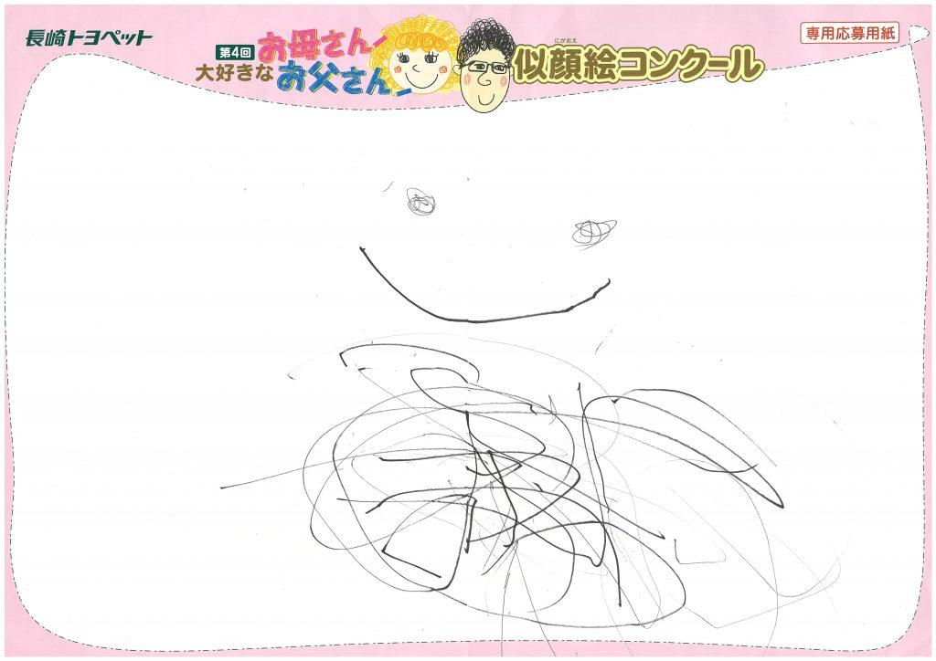 M.Kちゃん(1才)の作品