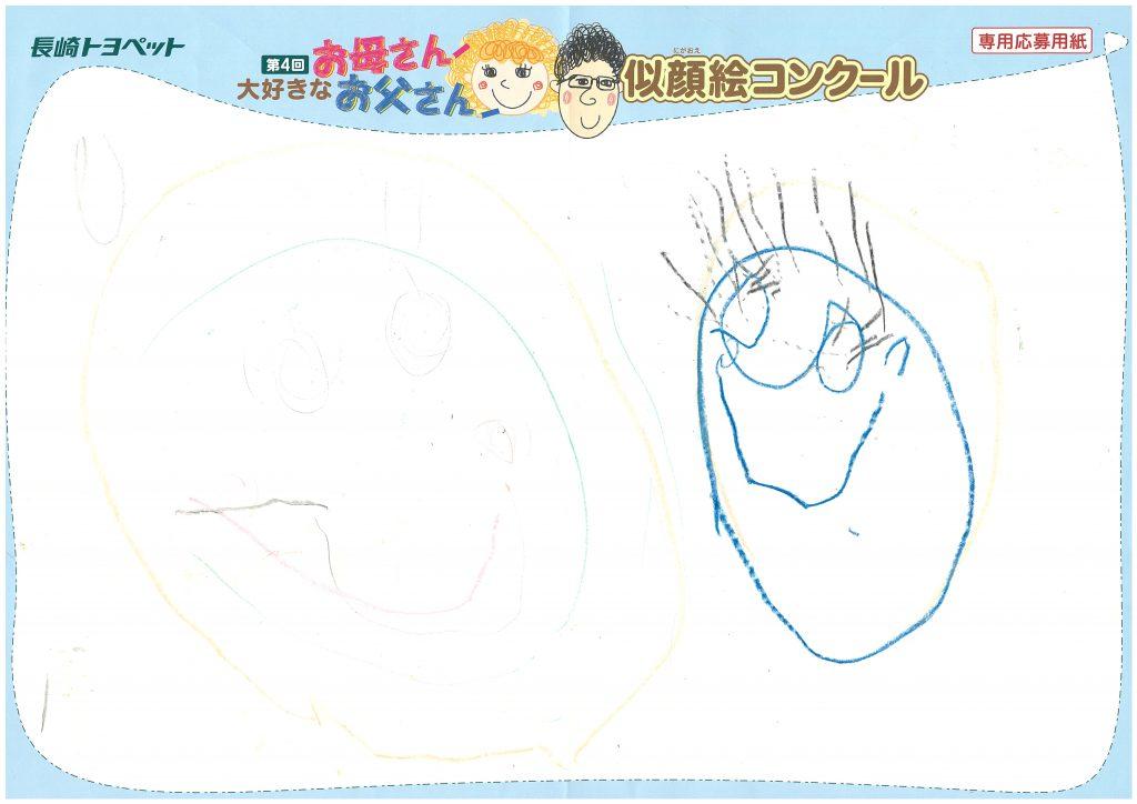 S.Hくん(4才)の作品