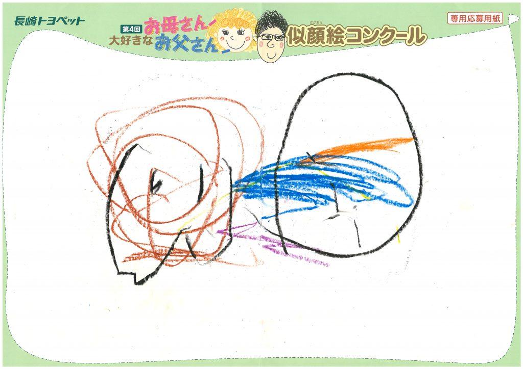 N.Yちゃん(1才)の作品
