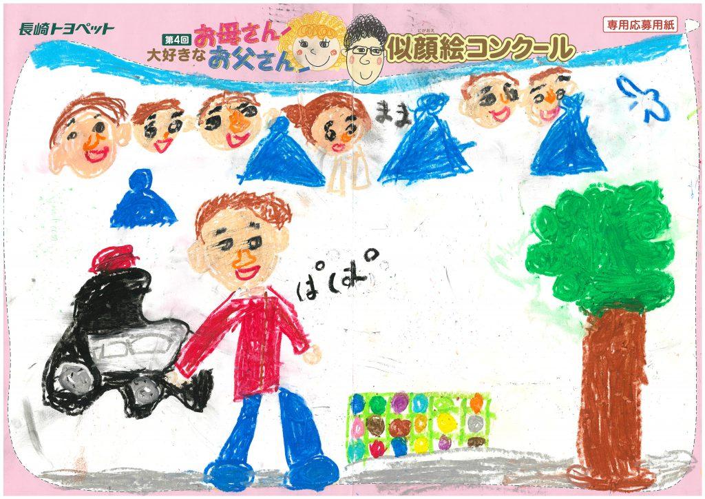 K.Uくん(7才)の作品