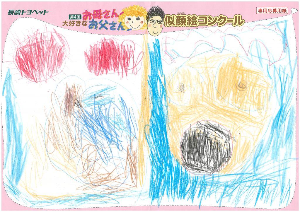 K.Mくん(3才)の作品