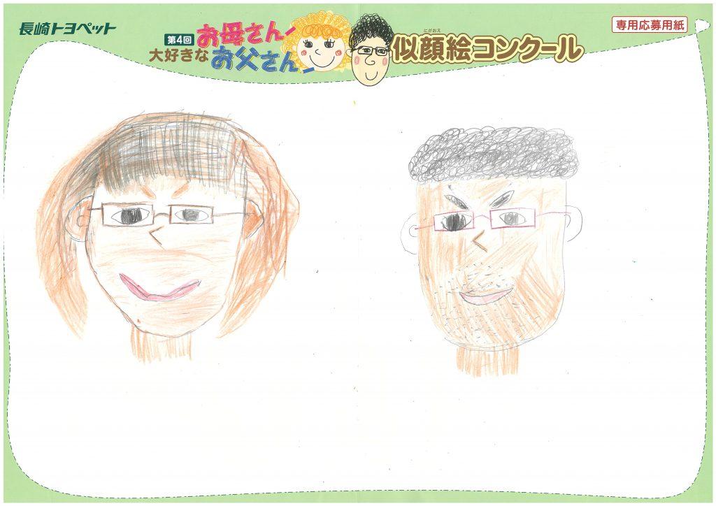 G.Hくん(10才)の作品