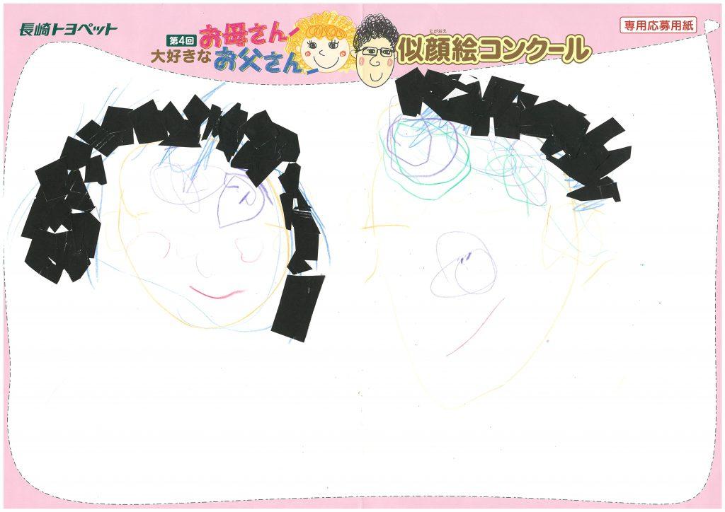 S.Dくん(2才)の作品