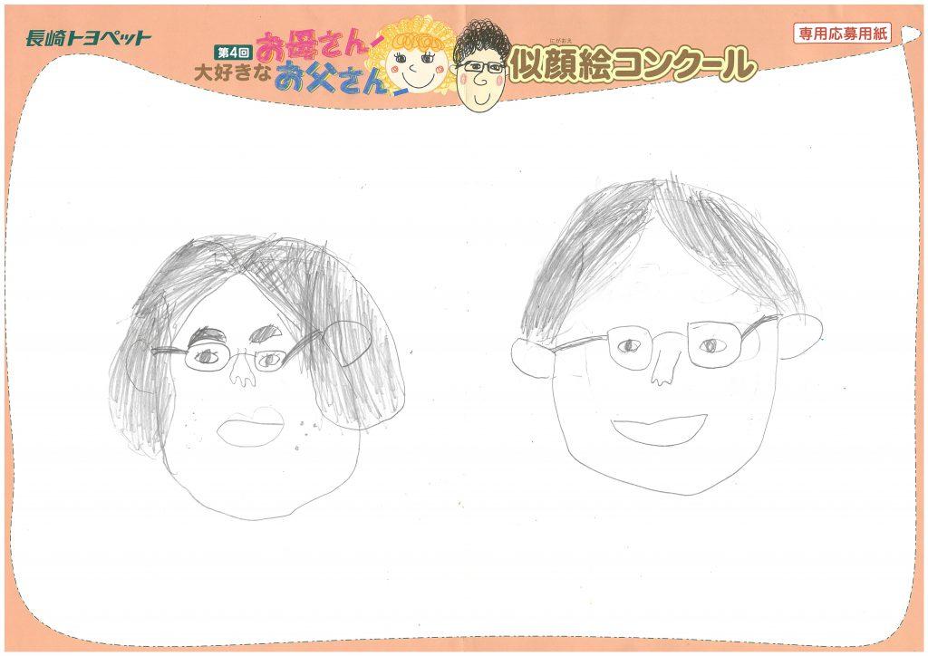 T.Uくん(9才)の作品