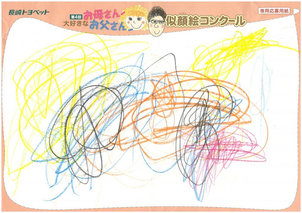 K.Yくん(2才)の作品