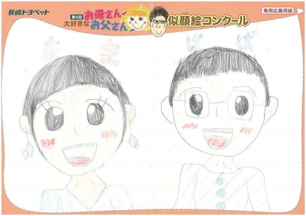 Y.Sちゃん(9才)の作品