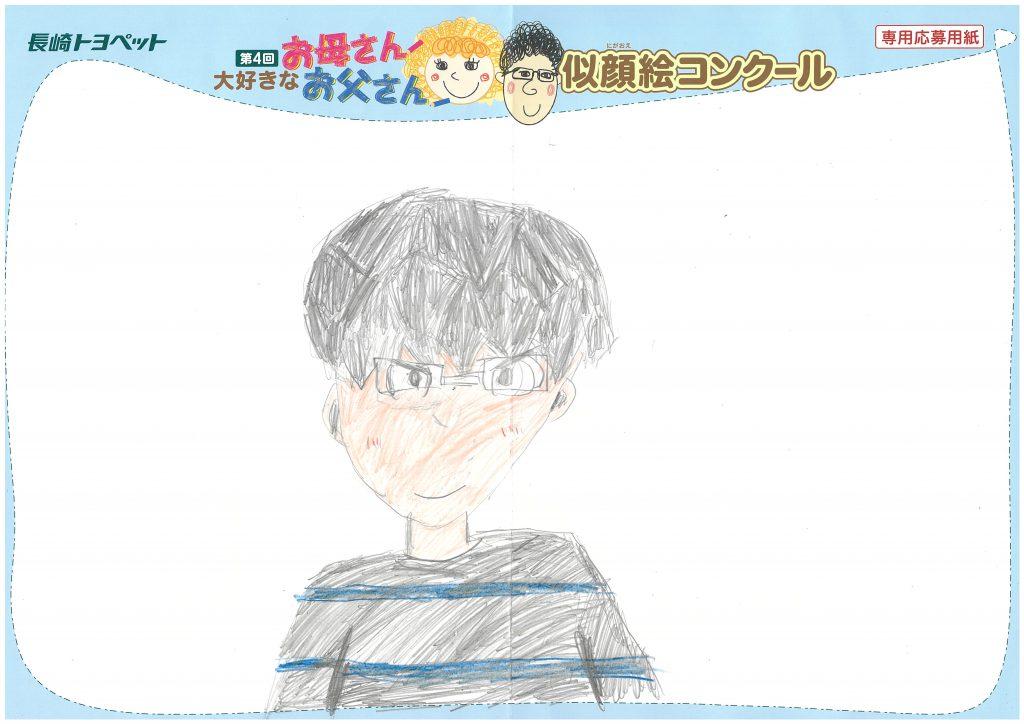 S.Kくん(11才)の作品