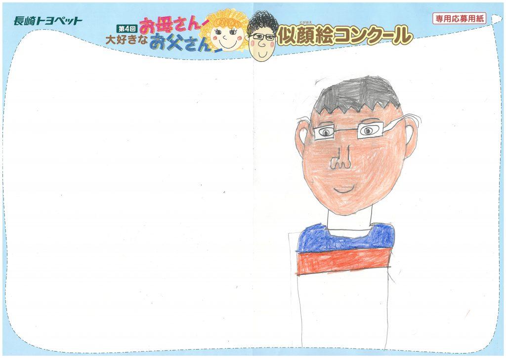 H.Kくん(9才)の作品