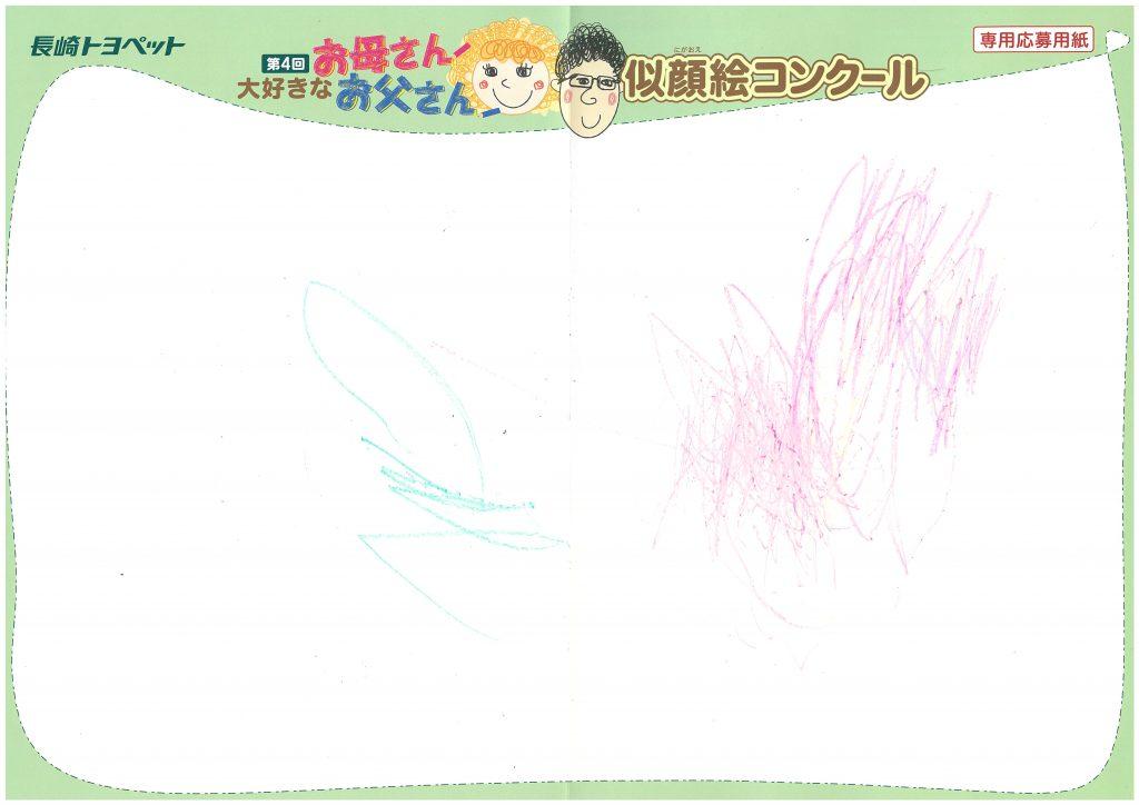 H.Uちゃん(2才)の作品