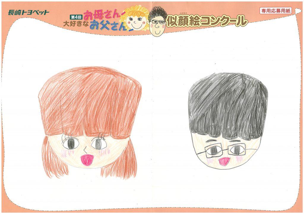 H.Kちゃん(10才)の作品