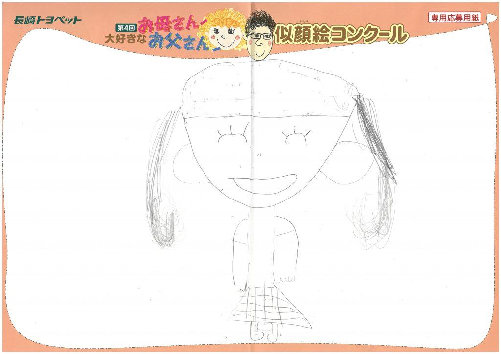 N.Yさん(5才)の作品
