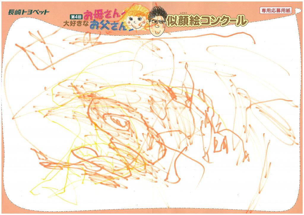 H.Kちゃん(1才)の作品
