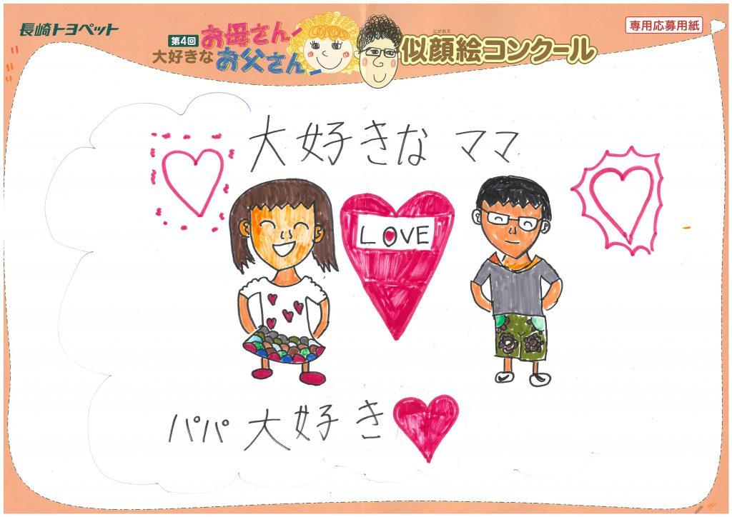 R.Iくん(12才)の作品