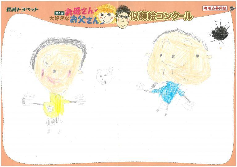 Y.Sちゃん(6才)の作品