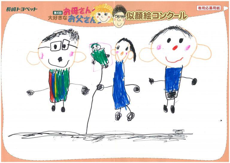 K.Yさん(5才)の作品