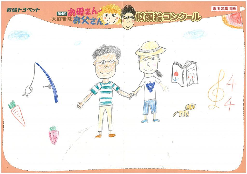 H.Yくん(10才)の作品
