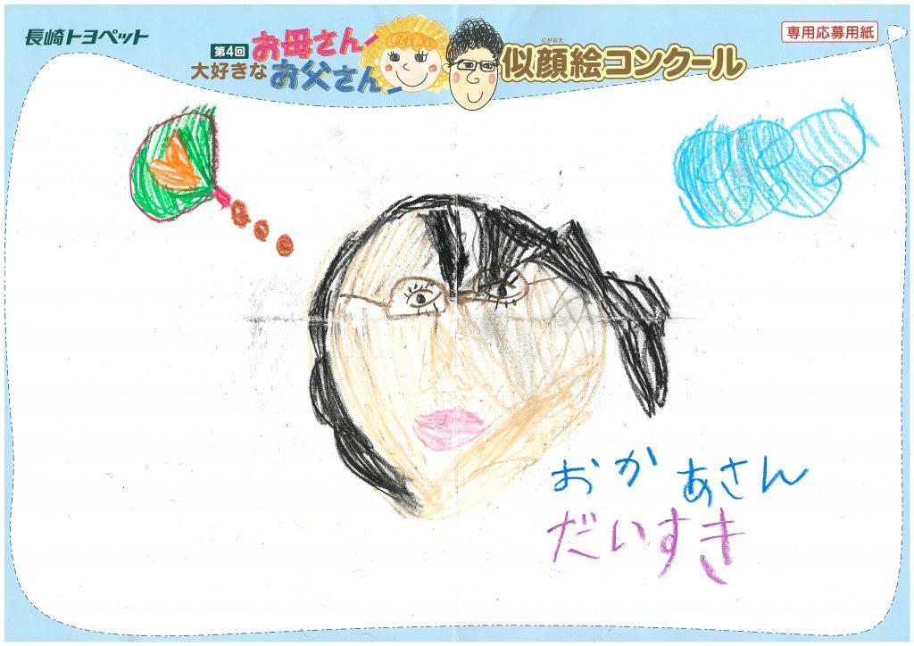 H.Sちゃん(5才)の作品