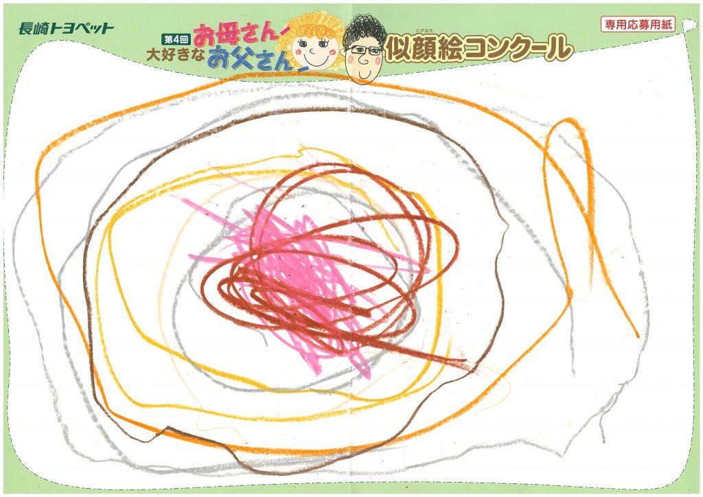 N.Nくん(3才)の作品
