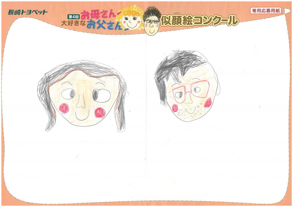 H.Yくん(6才)の作品