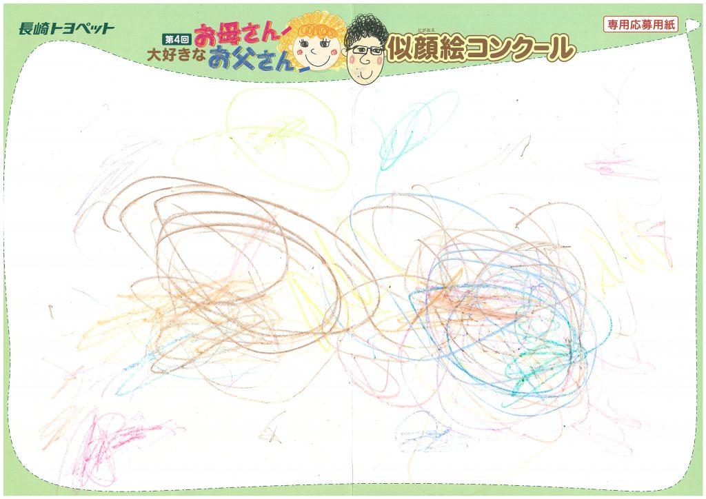 K.Tちゃん(1才)の作品