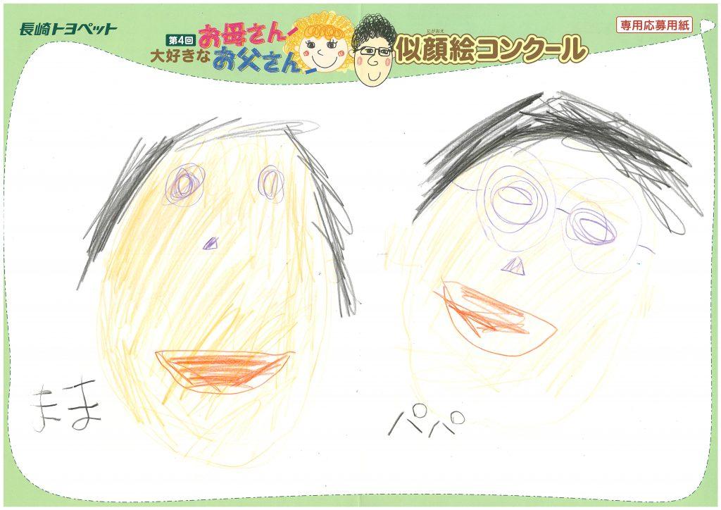 K.Kくん(4才)の作品