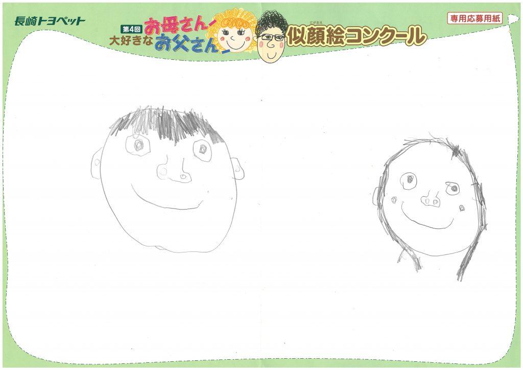 K.Bくん(4才)の作品