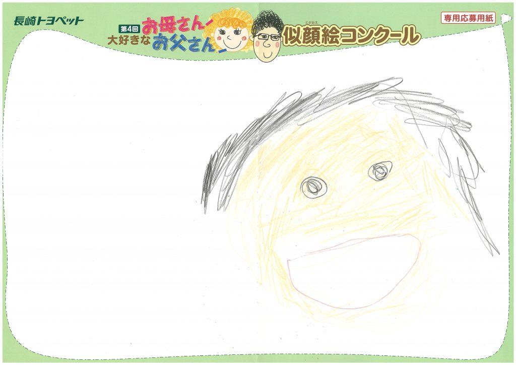 I.Mくん(6才)の作品