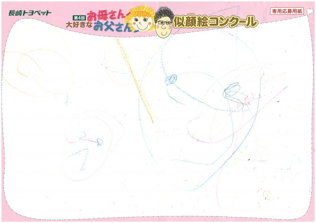 A.Hくん(1才)の作品