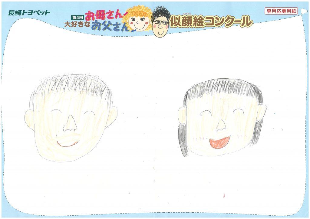M.Sちゃん(10才)の作品